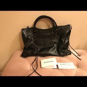 Balenciaga City Bag NEW!! NEVER WORN